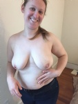 Last pic of the night, if you wanna see my pussy, cum back tomorrow! :)