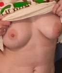 Me and my boobs